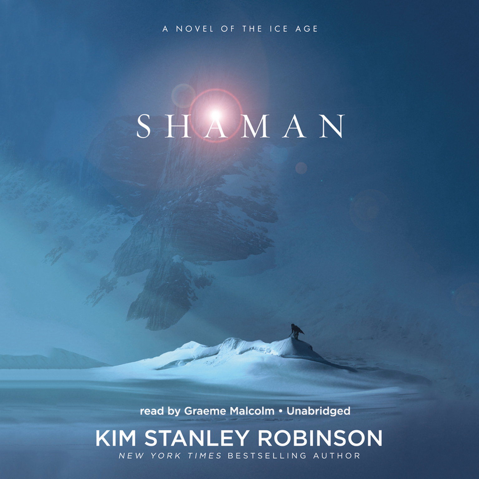 Printable Shaman Audiobook Cover Art
