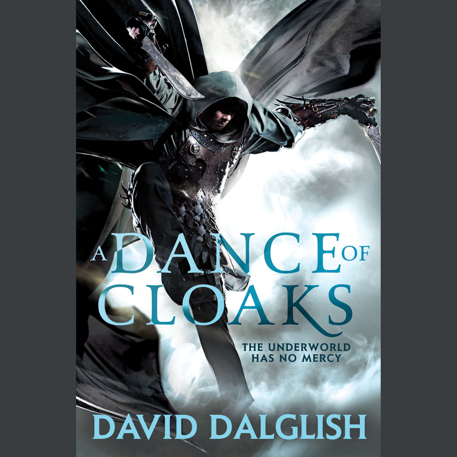 Printable A Dance of Cloaks Audiobook Cover Art