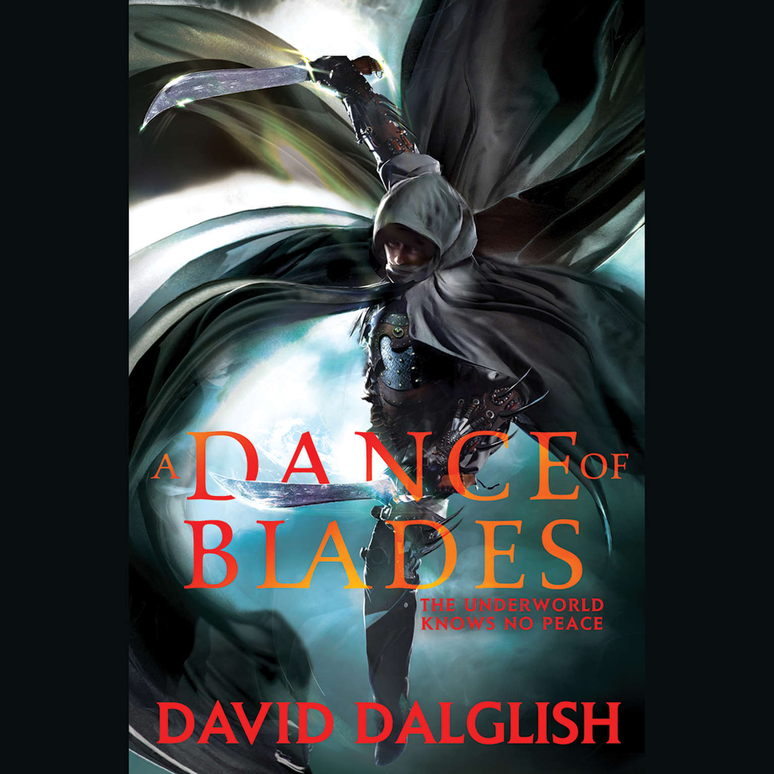 Printable A Dance of Blades Audiobook Cover Art