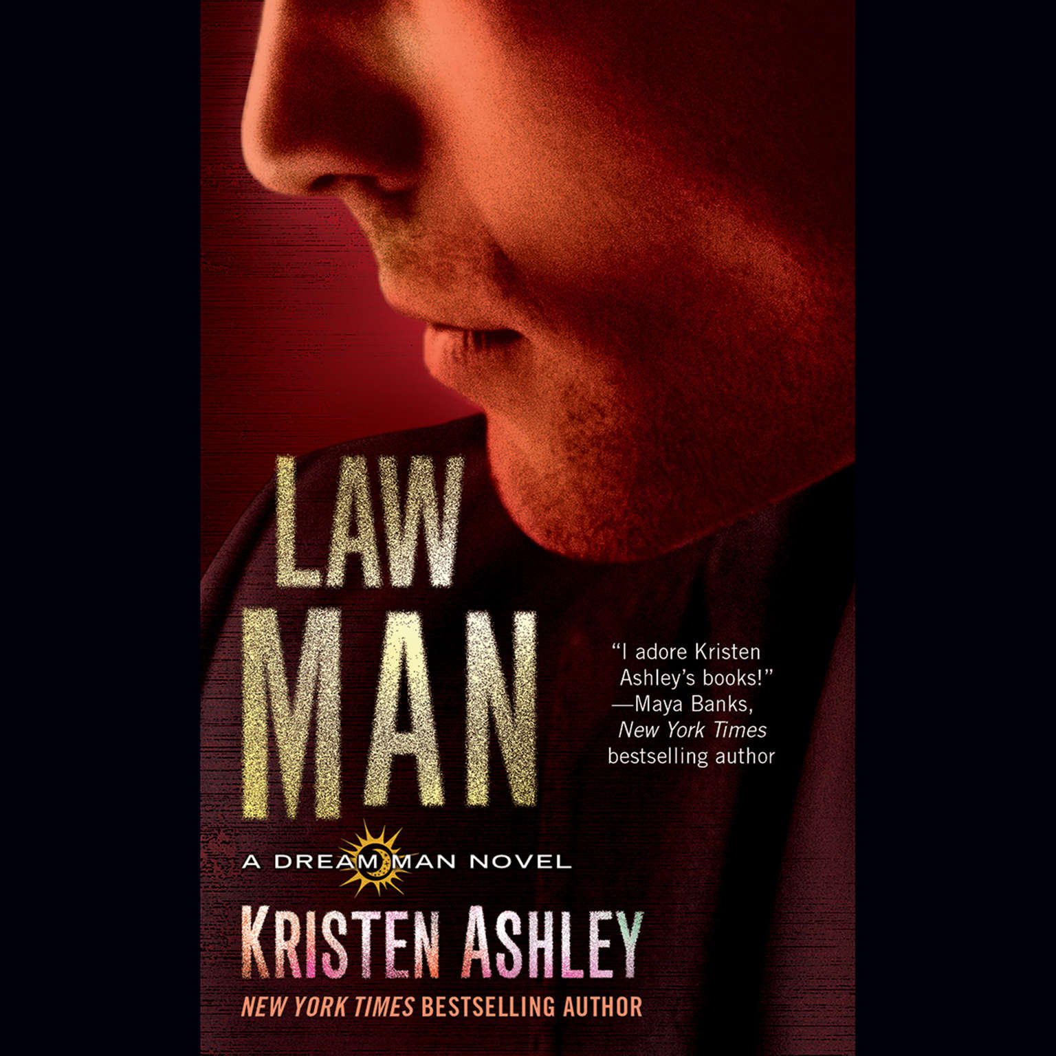 Printable Law Man Audiobook Cover Art