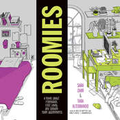 Roomies Audiobook, by Sara Zarr, Tara Altebrando