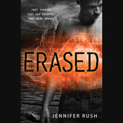 Erased Audiobook, by Jennifer Rush