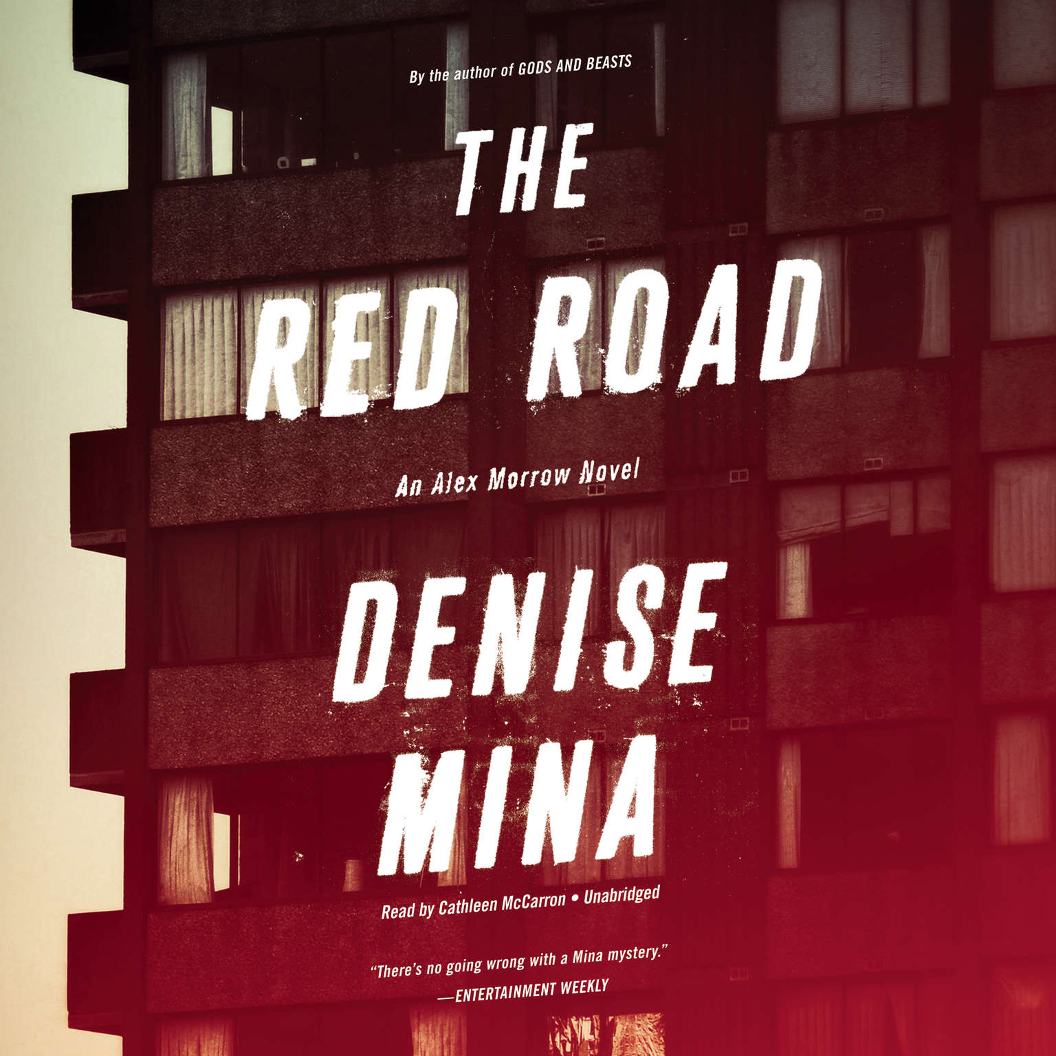 Printable The Red Road: A Novel Audiobook Cover Art