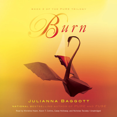 Burn Audiobook, by Julianna Baggott