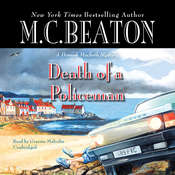 Death of a Policeman Audiobook, by M. C. Beaton