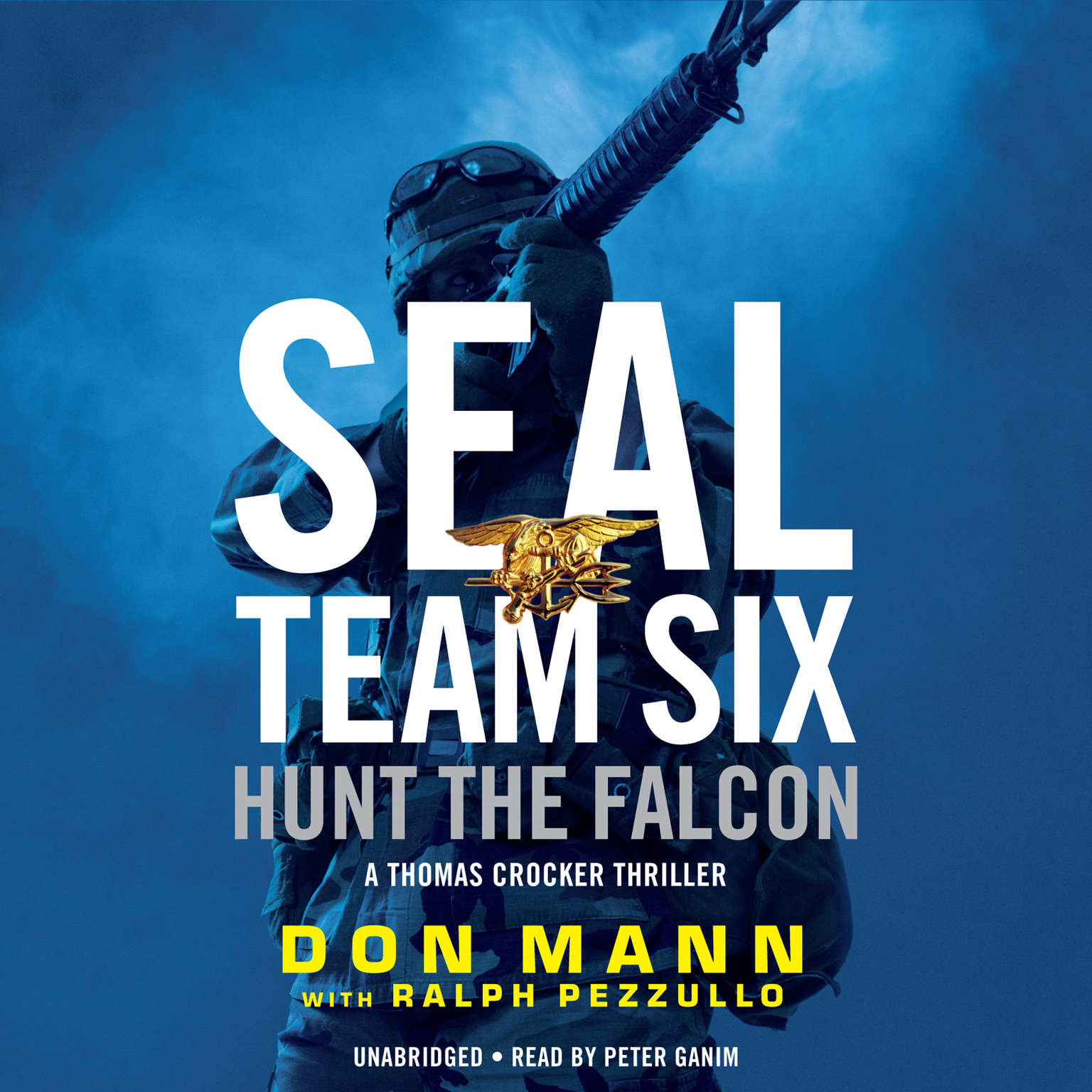 Printable SEAL Team Six: Hunt the Falcon Audiobook Cover Art