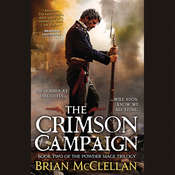 The Crimson Campaign, by Brian McClellan