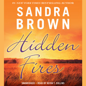 Hidden Fires Audiobook, by Sandra Brown