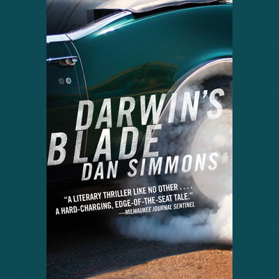 Darwins Blade Audiobook, by Dan Simmons