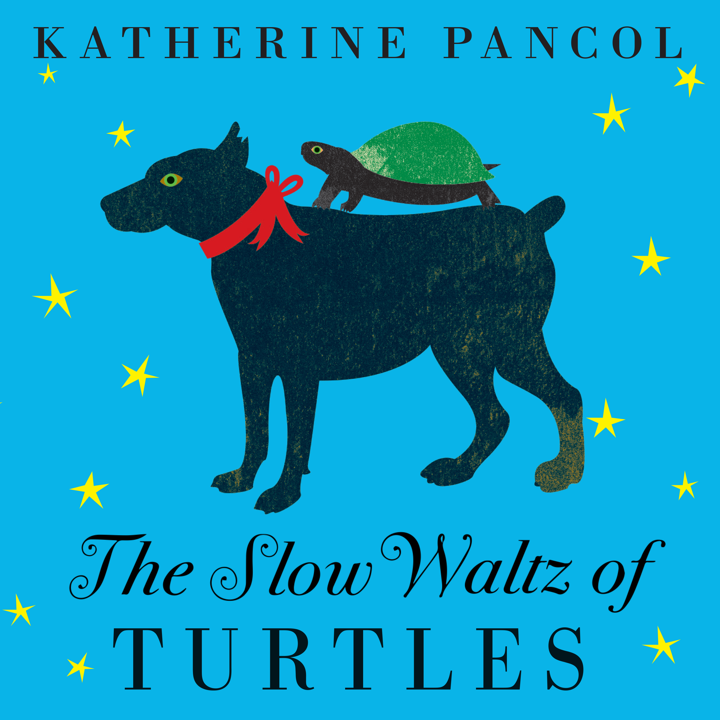 Printable The Slow Waltz of Turtles: A Novel Audiobook Cover Art