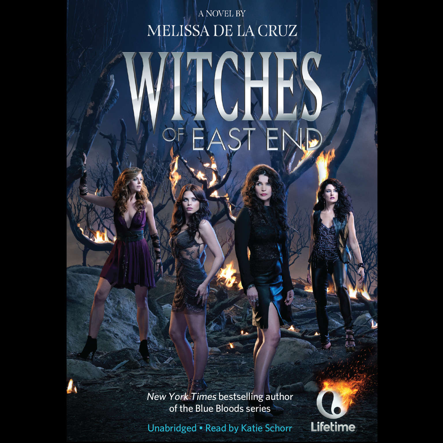 Witches of East End Audiobook