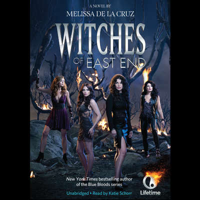Witches of East End Audiobook, by Melissa de la Cruz