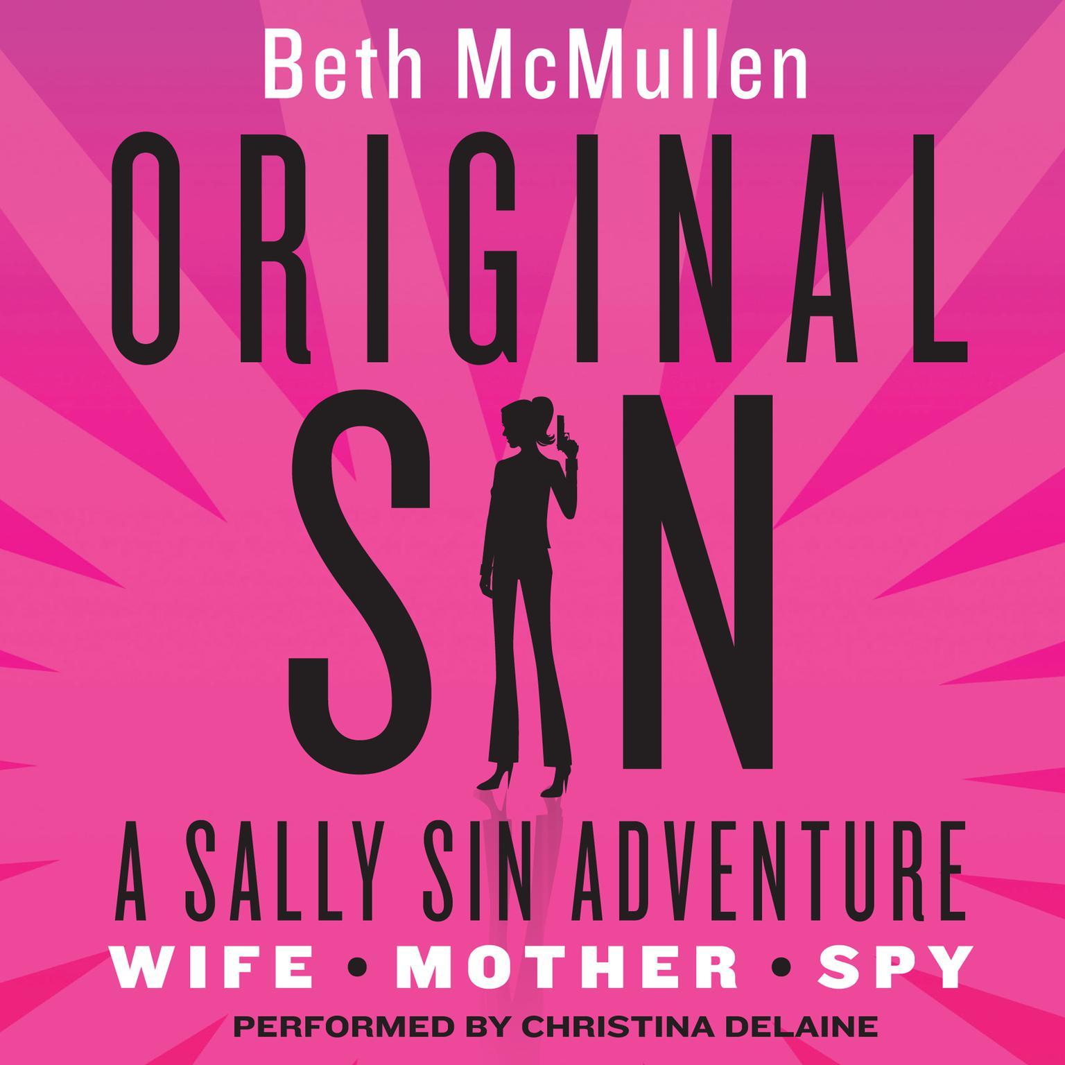 Printable Original Sin: A Sally Sin Adventure Audiobook Cover Art