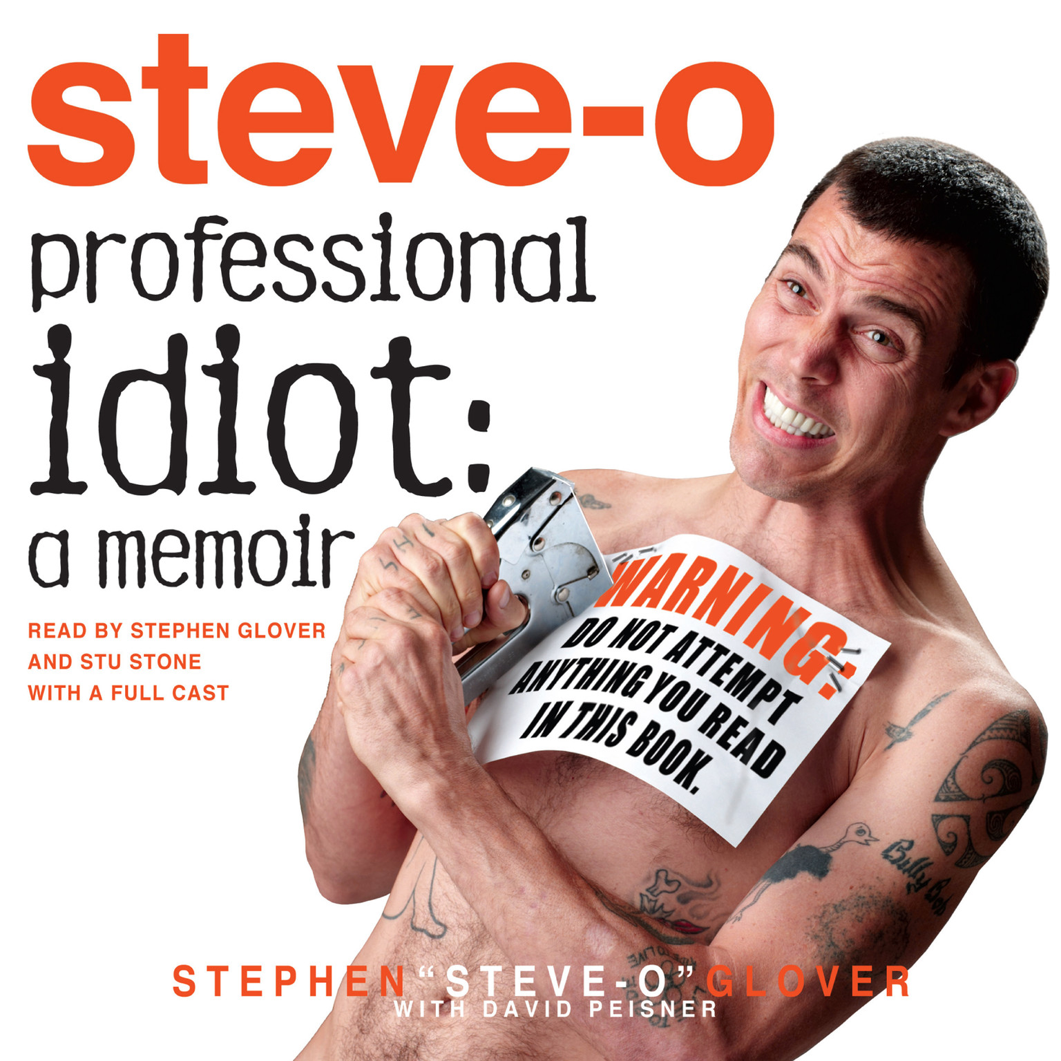 Printable Professional Idiot: A Memoir Audiobook Cover Art