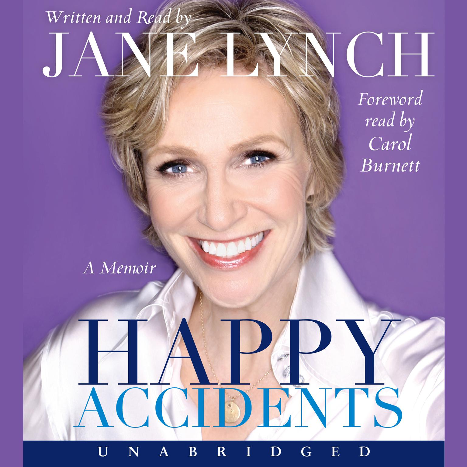 Printable Happy Accidents Audiobook Cover Art