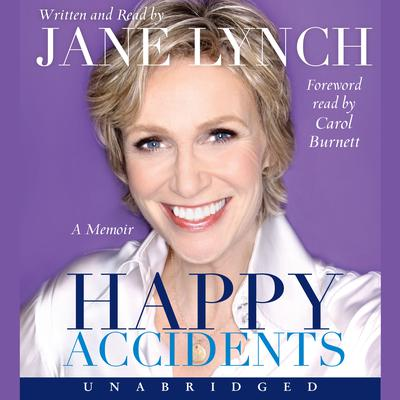 Happy Accidents Audiobook, by Jane Lynch