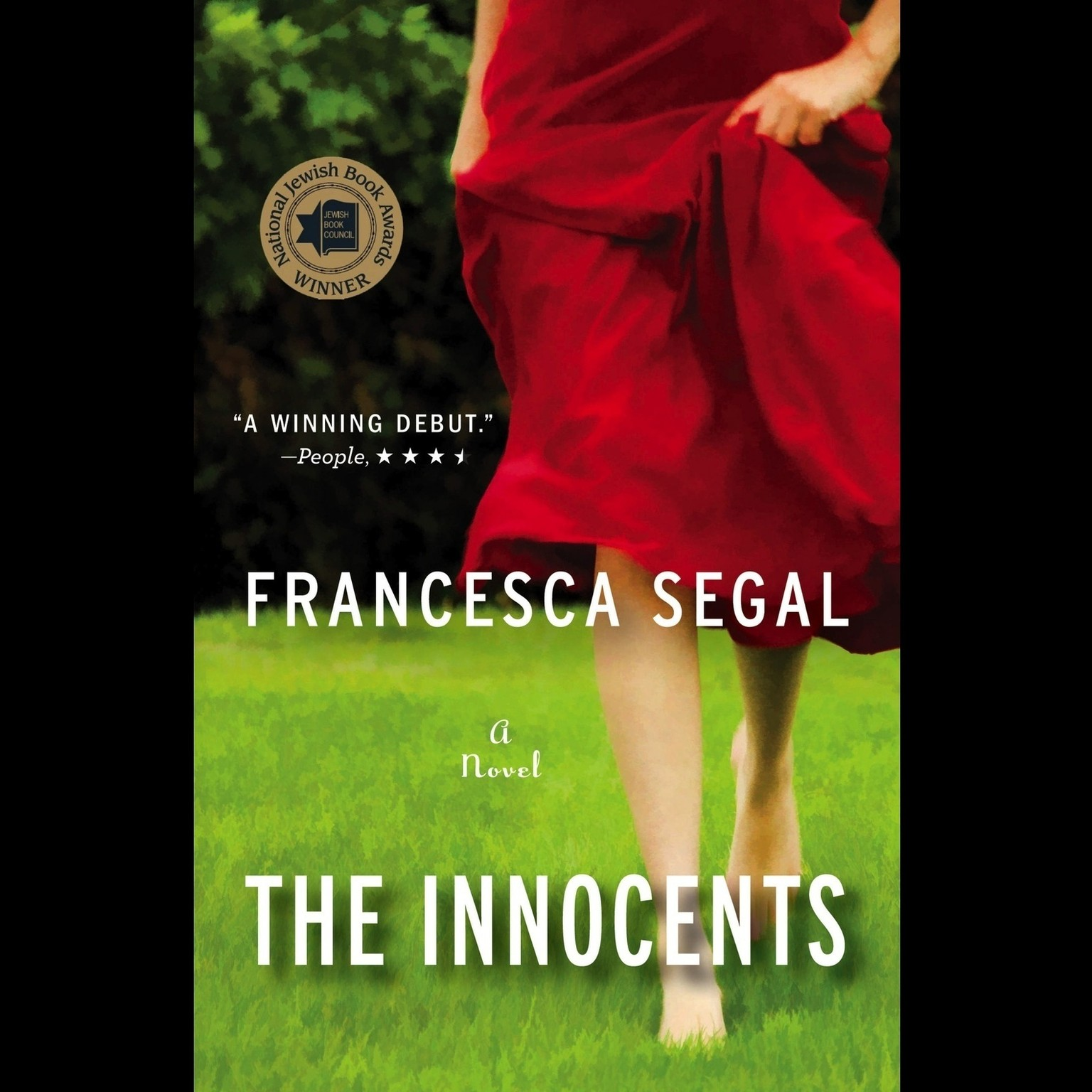 Printable The Innocents Audiobook Cover Art