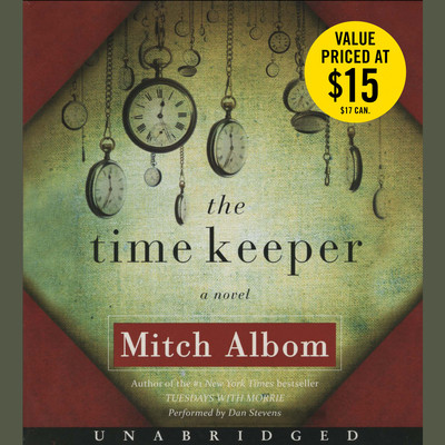 The Time Keeper Audiobook, by Mitch Albom
