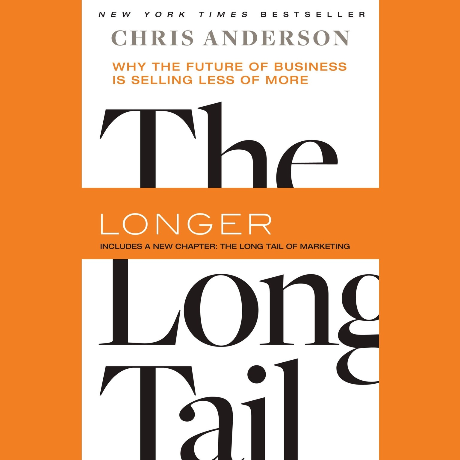 Printable The Long Tail Audiobook Cover Art