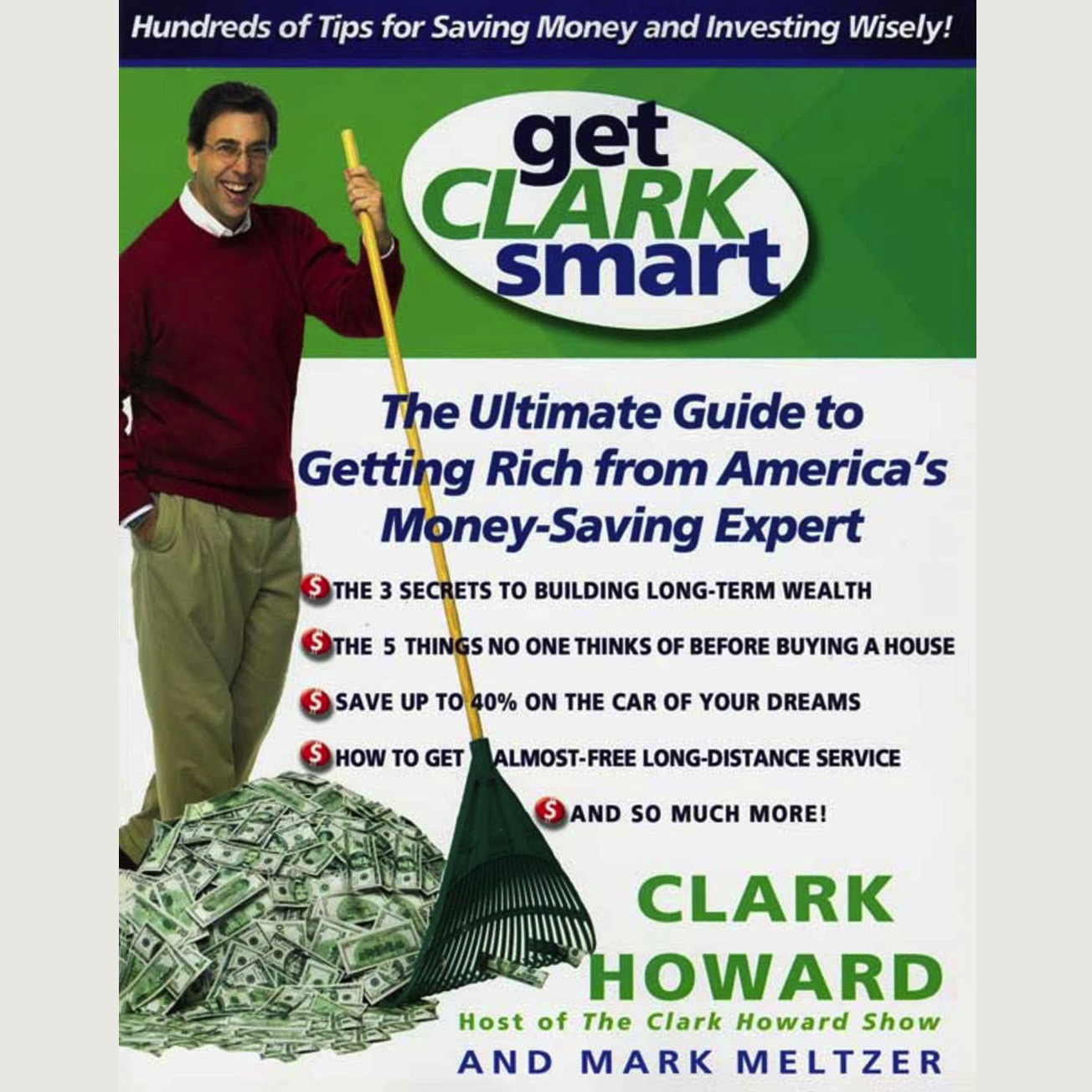 Printable Get Clark Smart Audiobook Cover Art
