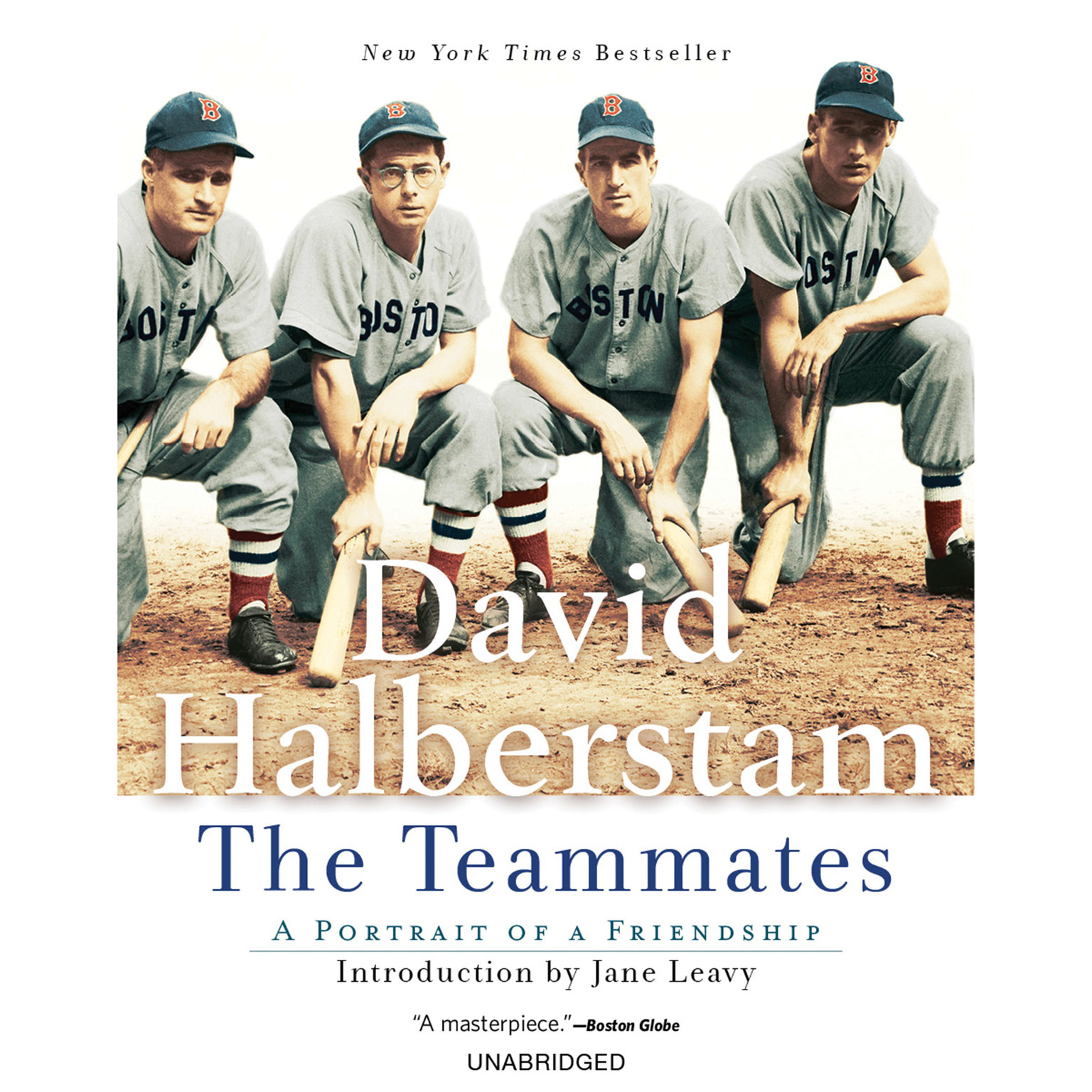 Printable The Teammates Audiobook Cover Art