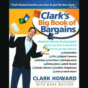 Clark's Big Book of Bargains Audiobook, by Clark Howard, Mark Meltzer