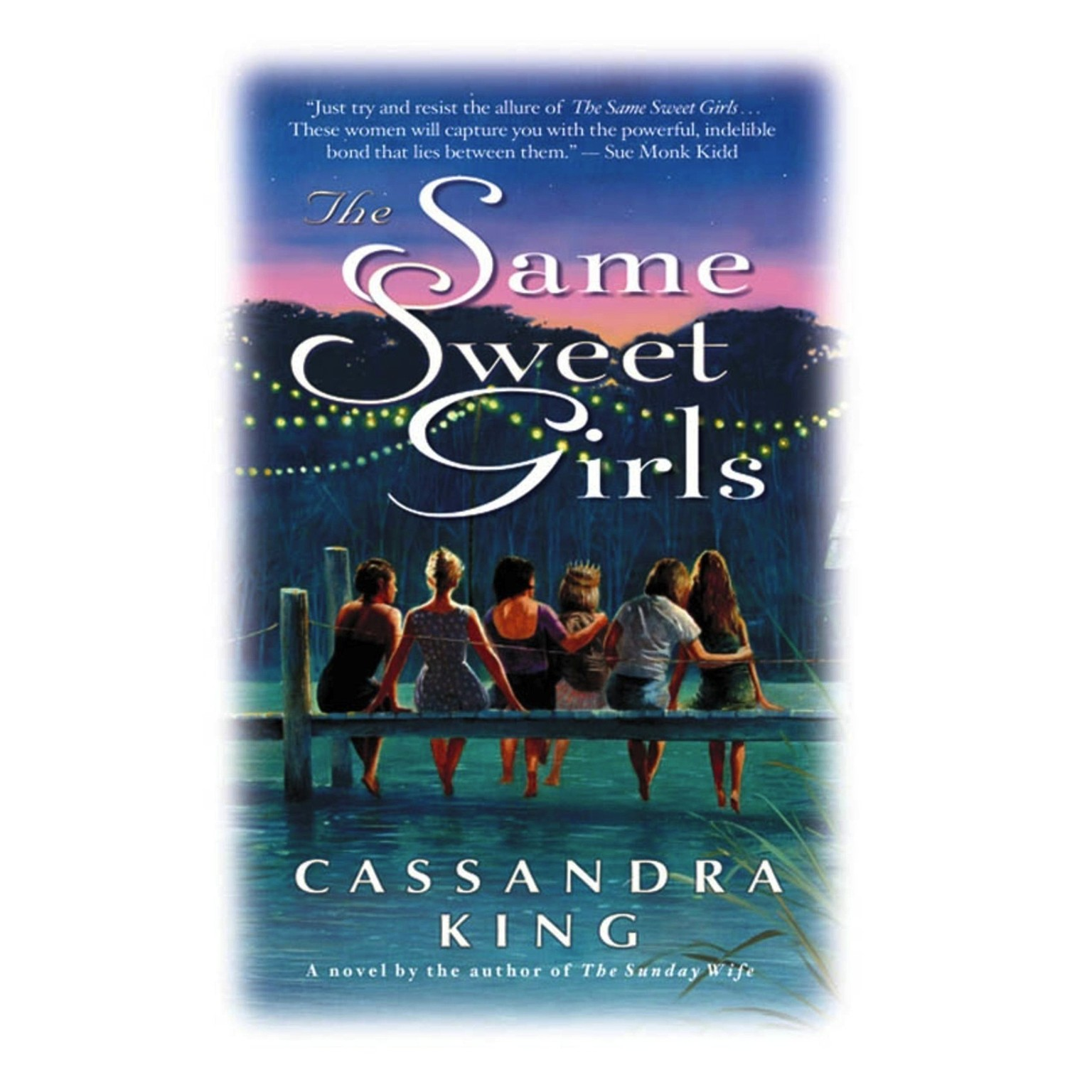 Printable The Same Sweet Girls Audiobook Cover Art