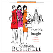 Lipstick Jungle Audiobook, by Candace Bushnell