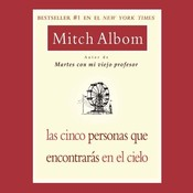 Las Cinco Personas Que Encontraras en El Cielo Audiobook, by Mitch Albom