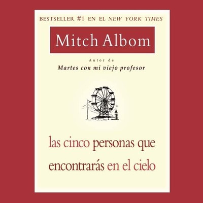 Las Cinco Personas Que Encontraras en El Cielo Audiobook, by Mitch Albom