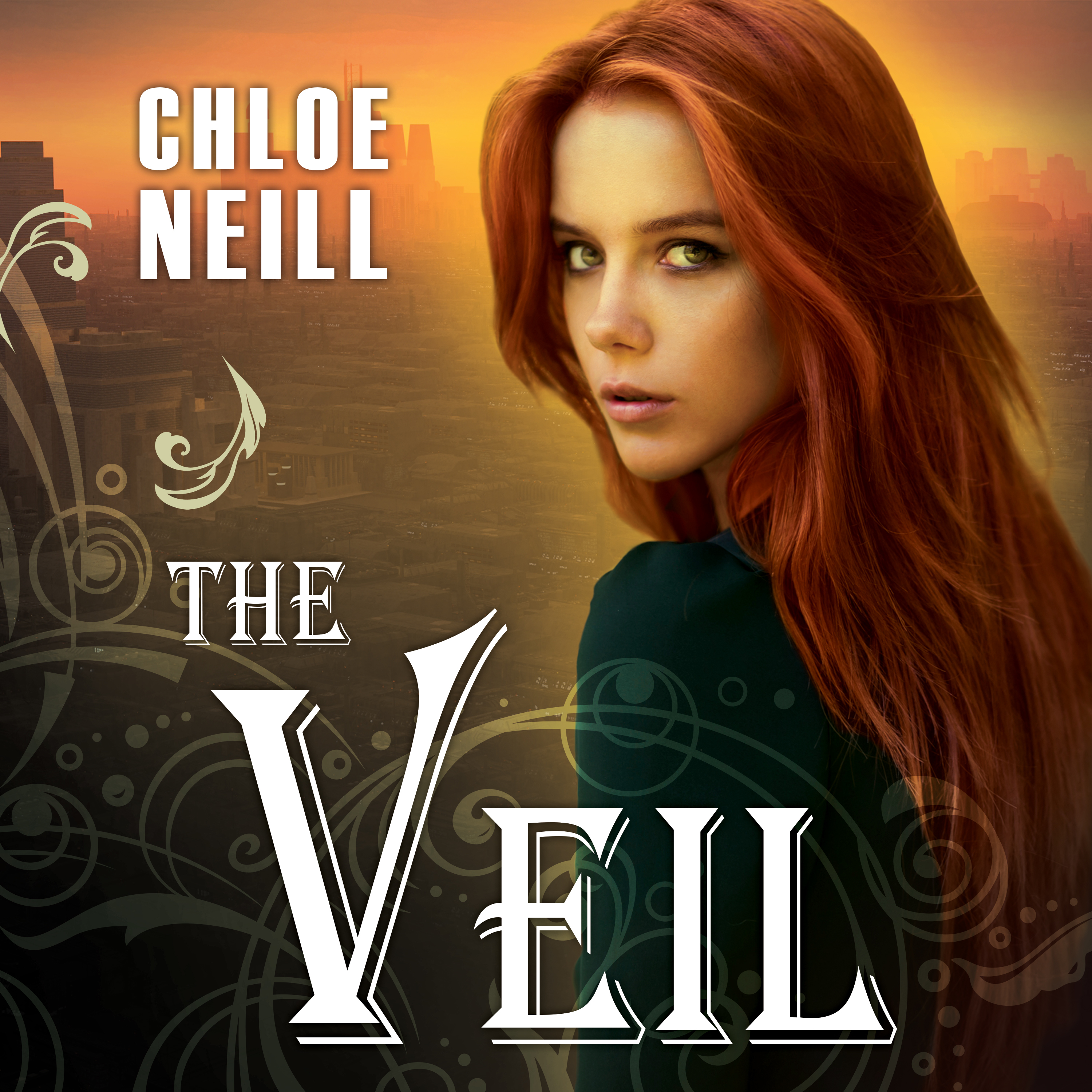 Printable The Veil Audiobook Cover Art