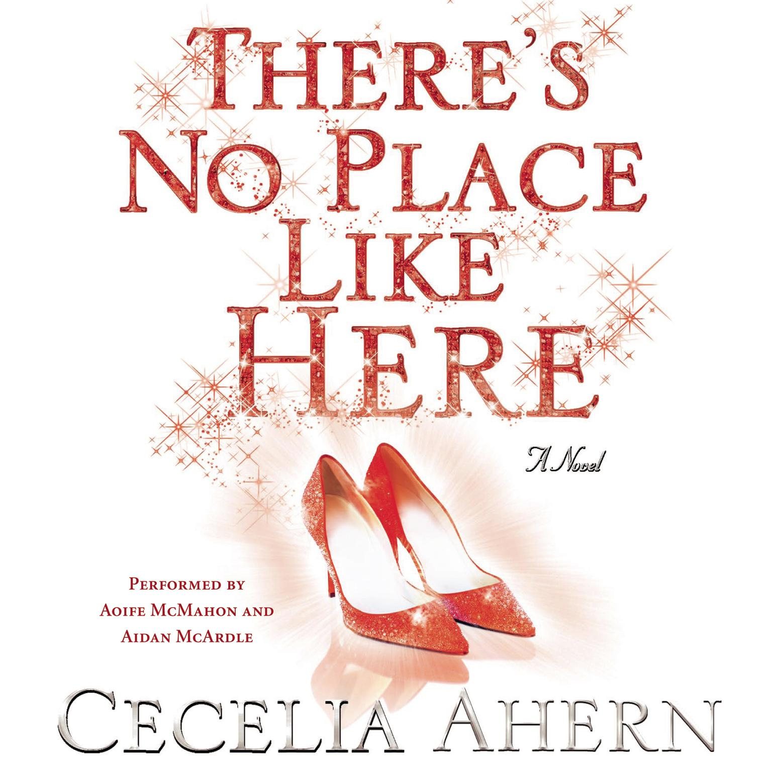 Printable There's No Place like Here Audiobook Cover Art