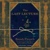 The Last Lecture Audiobook, by Randy Pausch