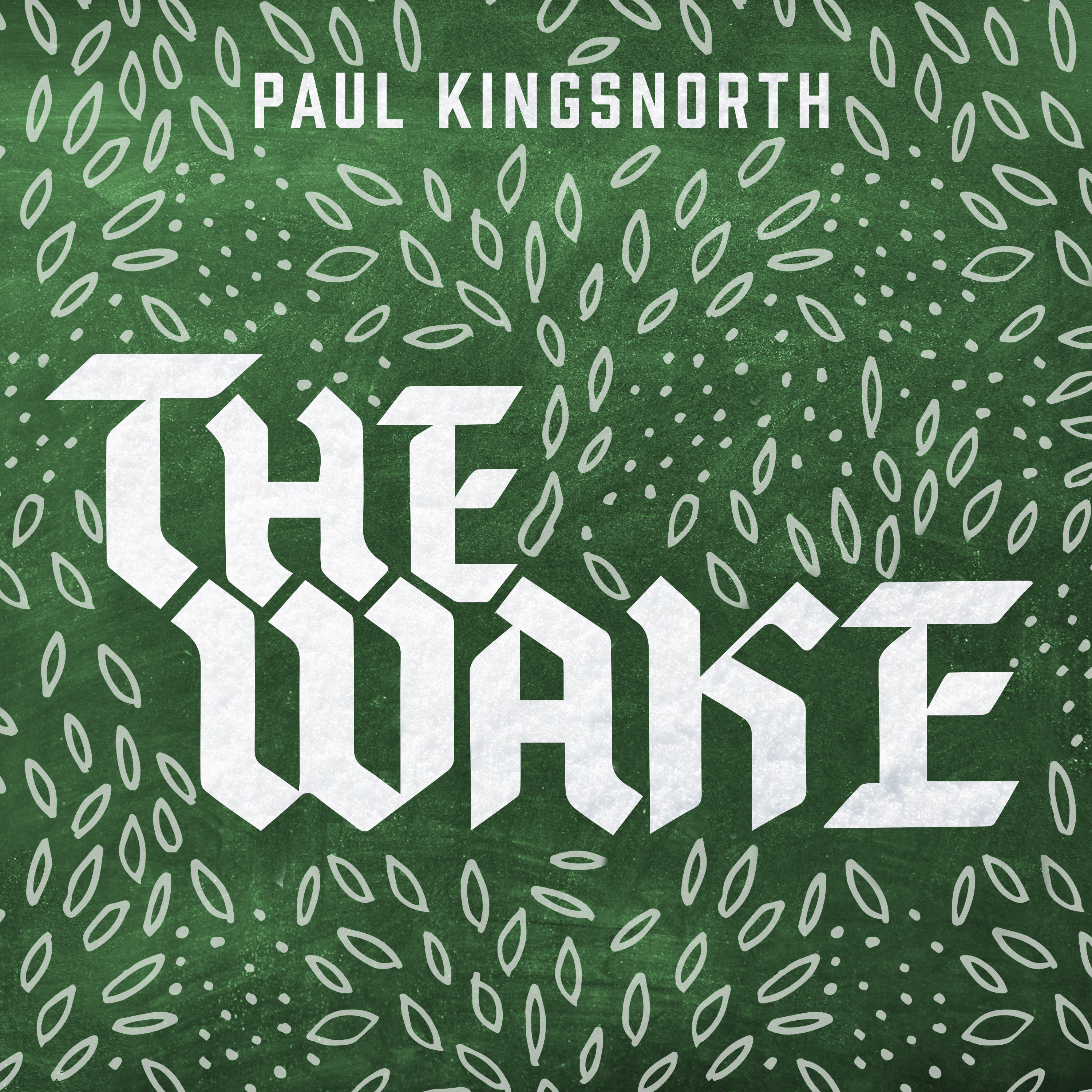 Printable The Wake Audiobook Cover Art