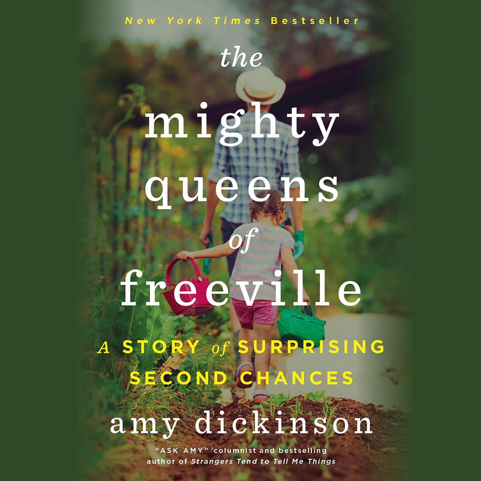 Printable The Mighty Queens of Freeville: A Mother, a Daughter, and the Town That Raised Them Audiobook Cover Art
