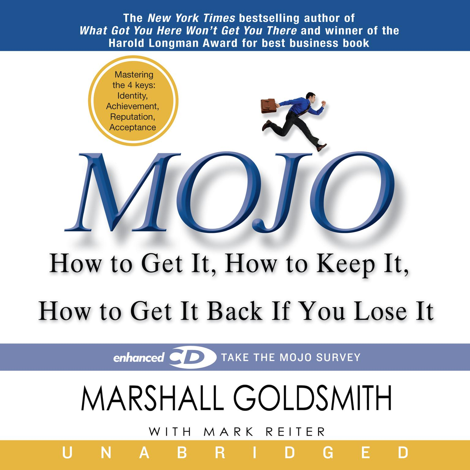 Printable Mojo: How to Get It, How to Keep It, How to Get It Back if You Lose It Audiobook Cover Art