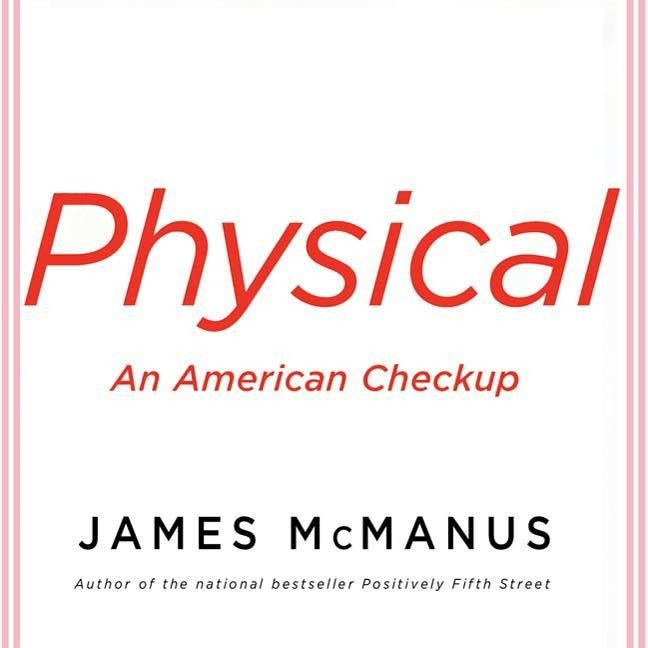 Printable Physical: An American Checkup Audiobook Cover Art
