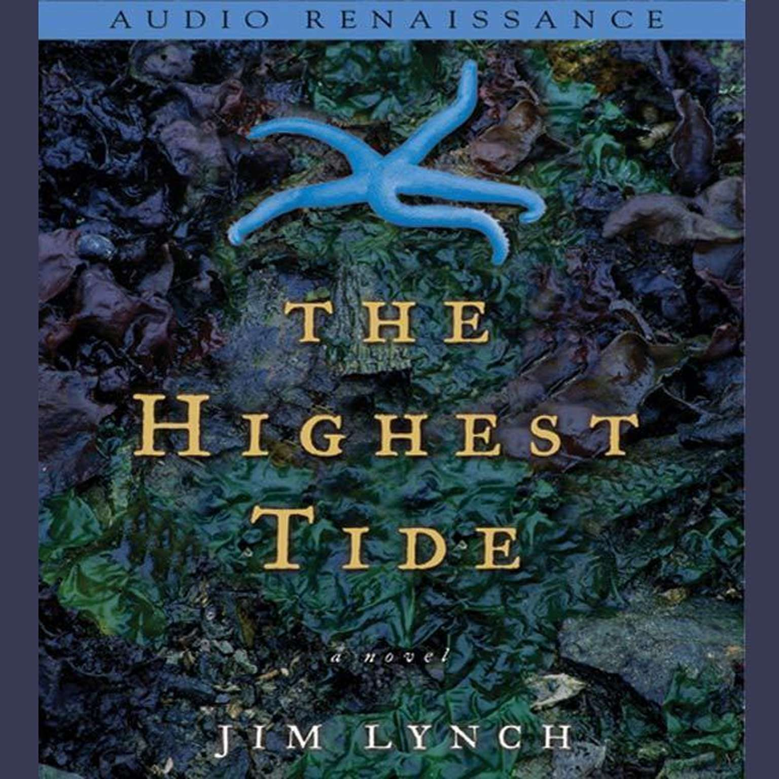 Printable The Highest Tide: A Novel Audiobook Cover Art
