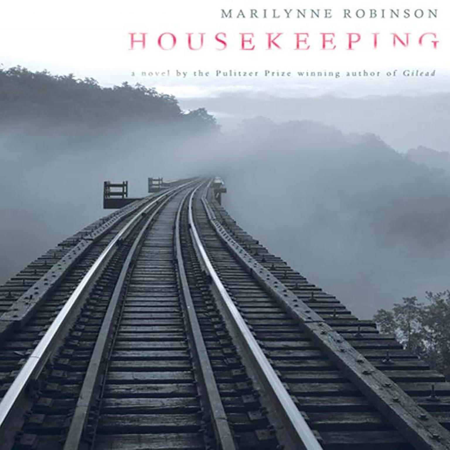 Printable Housekeeping: A Novel Audiobook Cover Art
