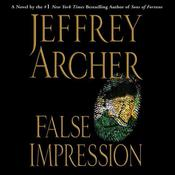 False Impression Audiobook, by Jeffrey Archer