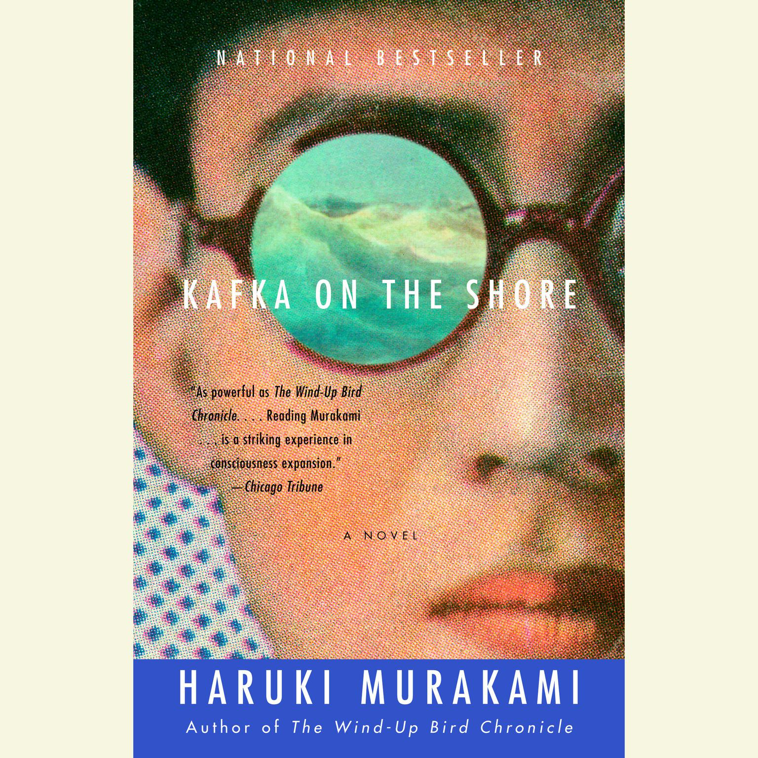 Printable Kafka on the Shore Audiobook Cover Art