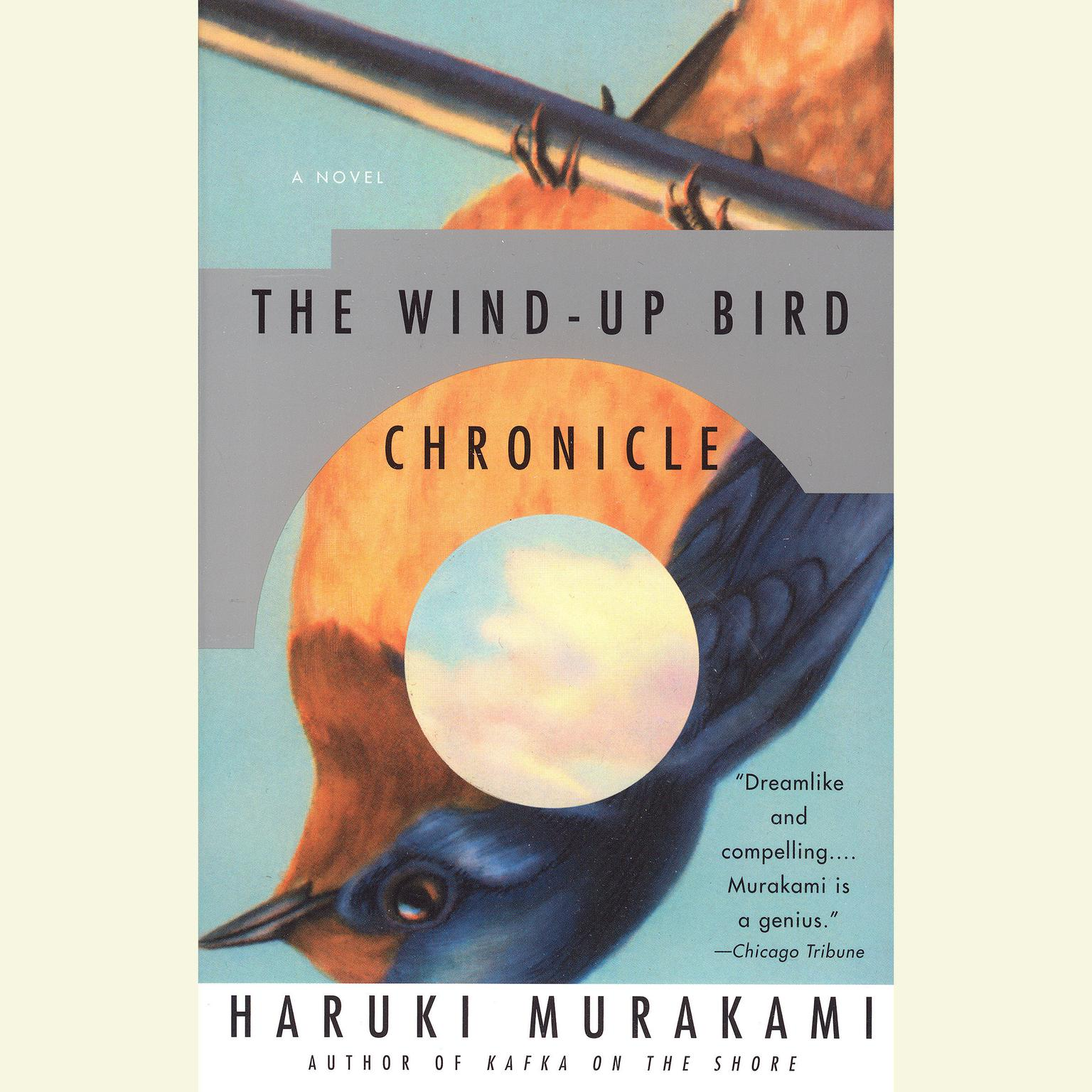 Printable The Wind-Up Bird Chronicle: A Novel Audiobook Cover Art