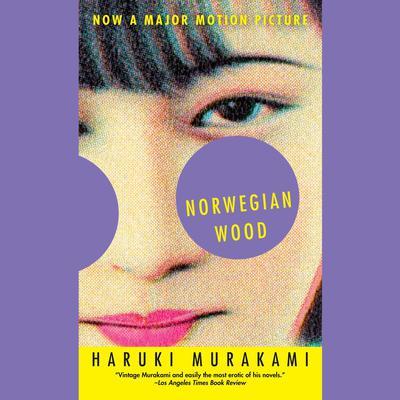 Norwegian Wood Audiobook, by Haruki Murakami