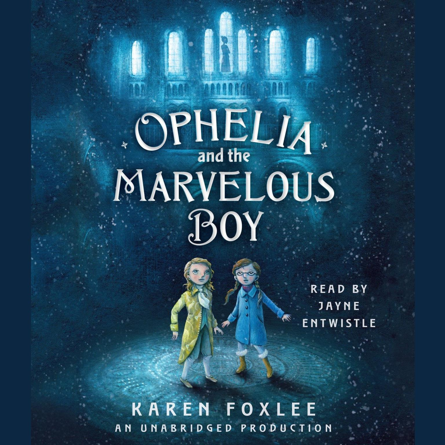 Printable Ophelia and the Marvelous Boy Audiobook Cover Art