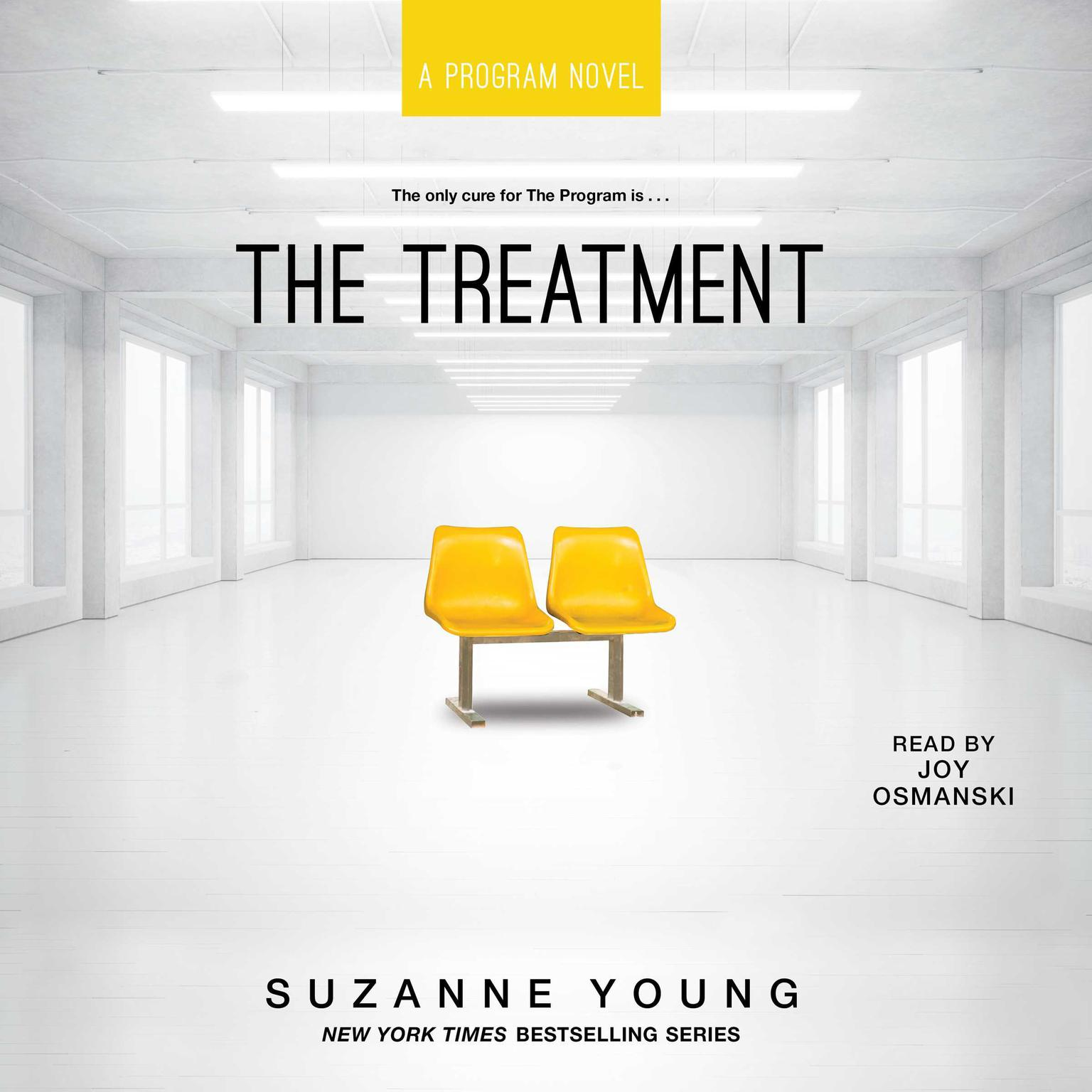 Printable The Treatment Audiobook Cover Art