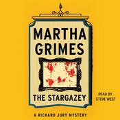 The Stargazey Audiobook, by Martha Grimes