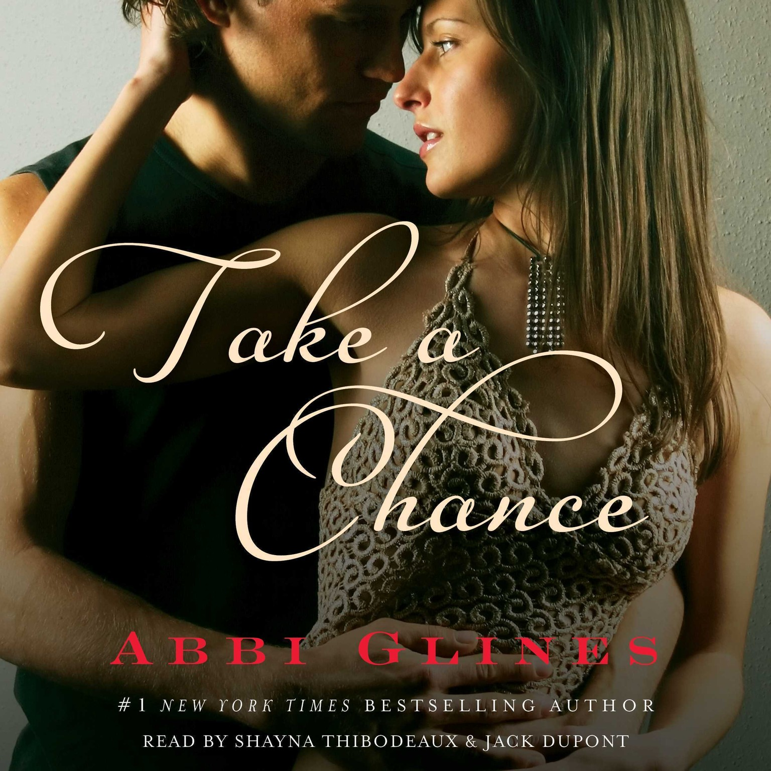 Printable Take A Chance Audiobook Cover Art