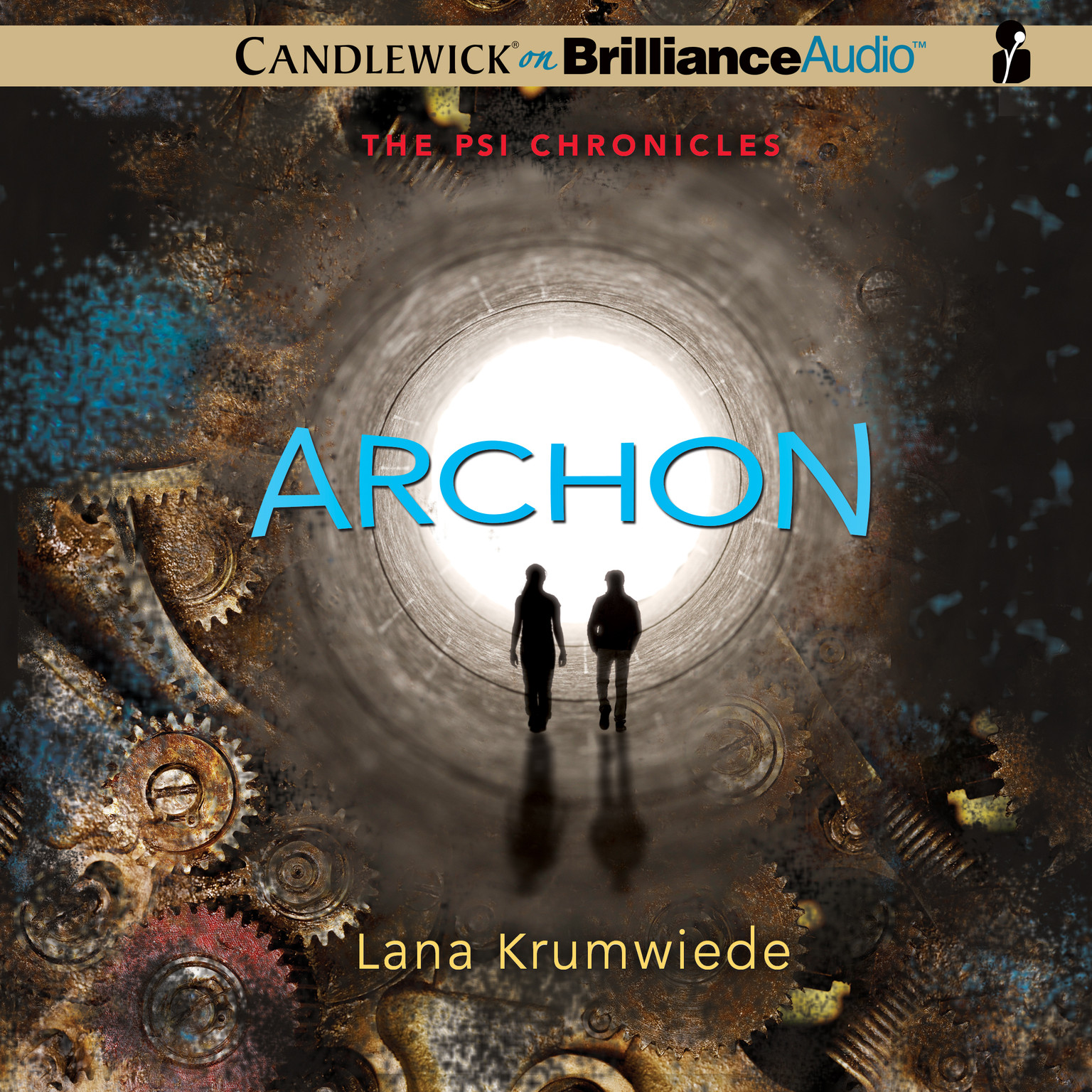 Printable Archon Audiobook Cover Art