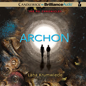 Archon Audiobook, by Lana Krumwiede