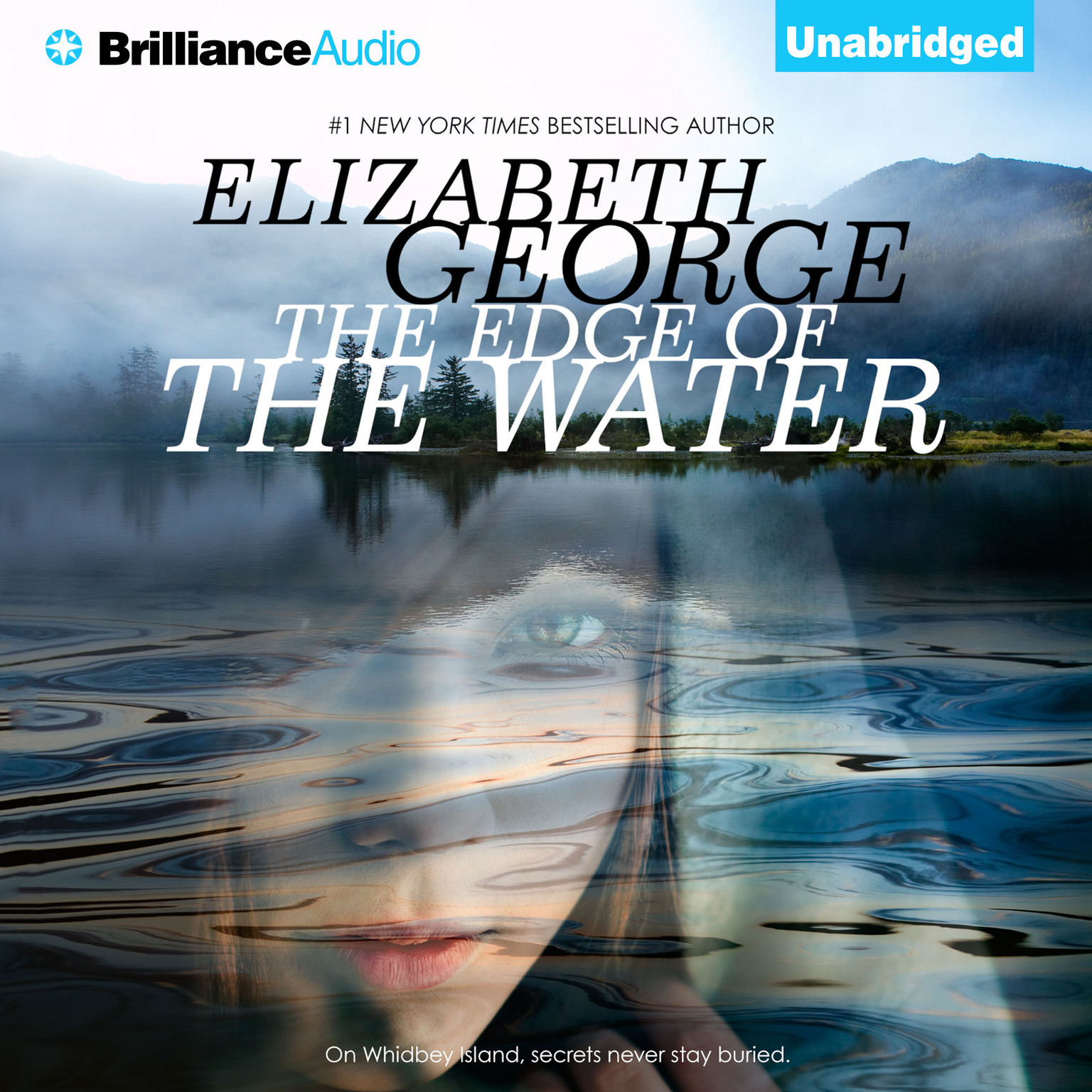 Printable The Edge of the Water Audiobook Cover Art